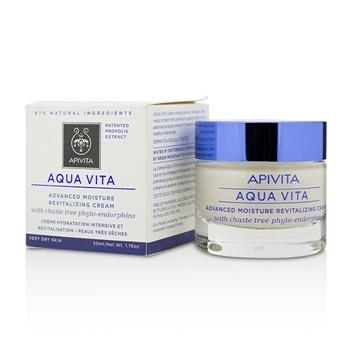 Apivita Aqua Vita Advanced Moisture Revitalizing Cream – For Very Dry Skin 50ml/1.76oz Skincare