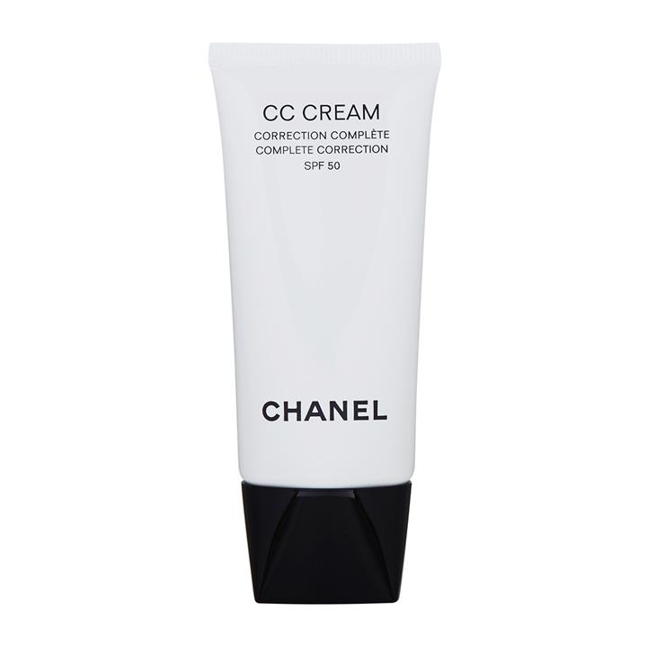 Chanel CC Cream Complete Correction SPF 50 / PA++++ 1oz, 30ml 10 Be