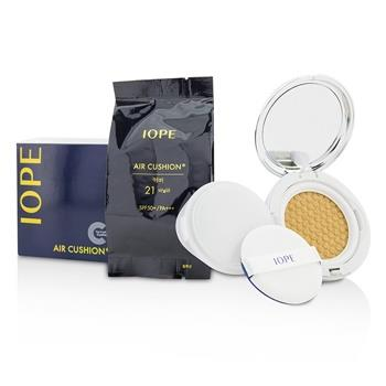 IOPE Air Cushion SPF50 With Extra Refill - #C21 (Cover Vanilla) 2x15g/0.525oz Make Up