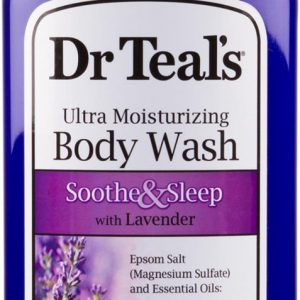 Dr Teals Body Wash Lavender 710ml