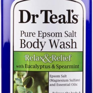 Dr Teals Body Wash Eucalyptus/Spearmint 710ml