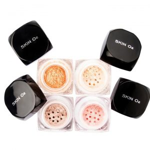 Skin O2 Gold Spice Highlighters Box Set Of 4