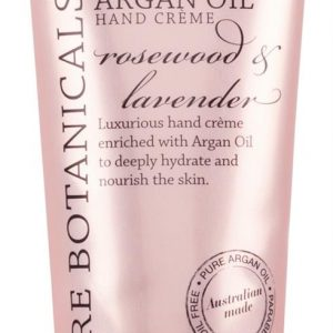 SHE Argan Oil Hand Cream Rosewood and Lavender 120ml