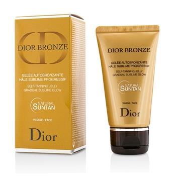 Christian Dior Dior Bronze Self-Tanning Jelly Gradual Sublime Glow Face 50ml/1.7oz Skincare