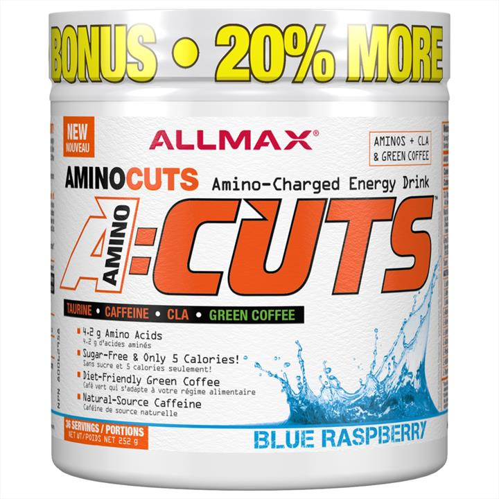 All Max Nutrition Amino Cuts 36 Serves