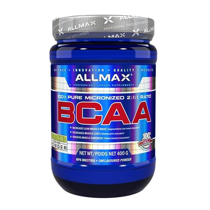 All Max Nutrition BCAA Powder 400g