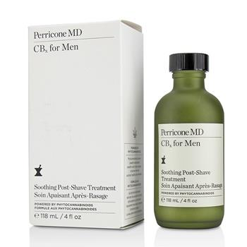 Perricone MD CBx For Men Soothing Post-Shave Treatment 118ml/4oz Men's Skincare