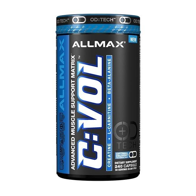 All Max Nutrition C:VOL 240 Capsules