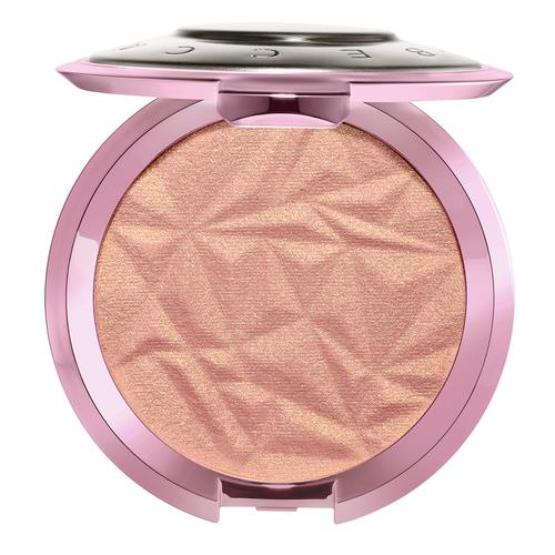 BECCA Shimmering Skin Perfector Pressed Highlighter Lilac Geode