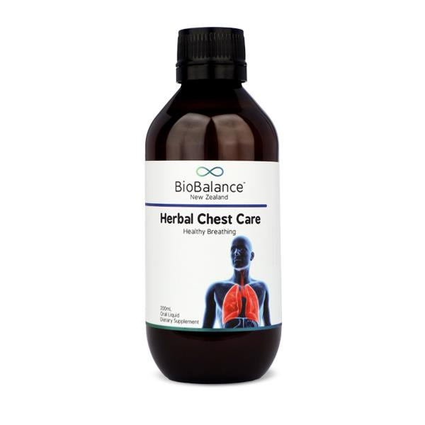 BioBalance Herbal Chest Care 200ml (short dated stock)
