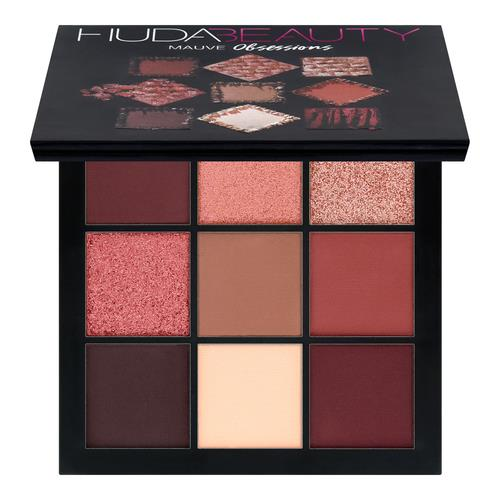 Huda Beauty Obsessions Eyeshadow Palette (Limited Edition) Mauve