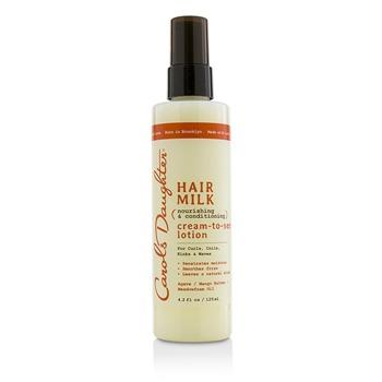 Carol's Daughter Hair Milk Nourishing & Conditioning Cream-To-Serum Lotion (For Curls, Coils, Kinks & Waves) 125ml/4.2oz Hair Care