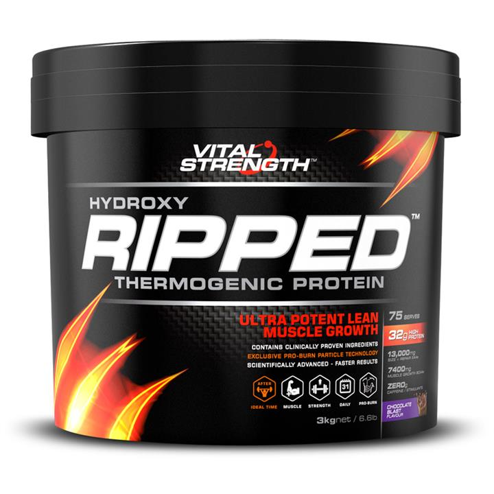 Vital Strength Hydroxy Ripped 3kg
