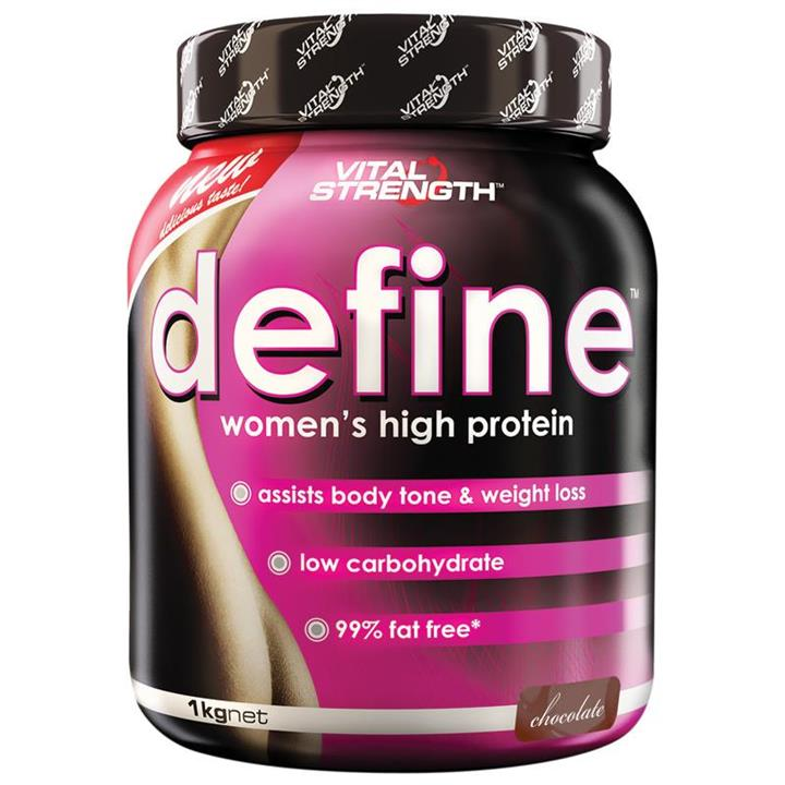 Vital Strength Define Womens Protein Powder 1kg