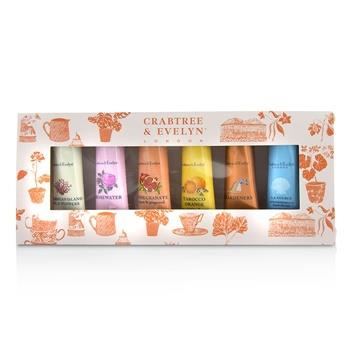 Crabtree & Evelyn Bestsellers Hand Therapy Six-Piece Set 6x25g/0.9oz Skincare