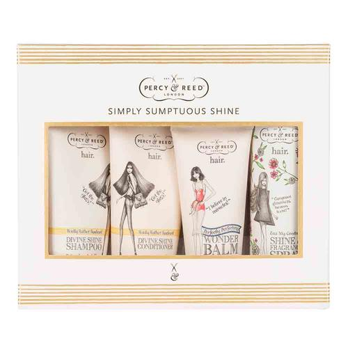 Percy & Reed Simply Sumptuous Shine Hair Heroes 2016