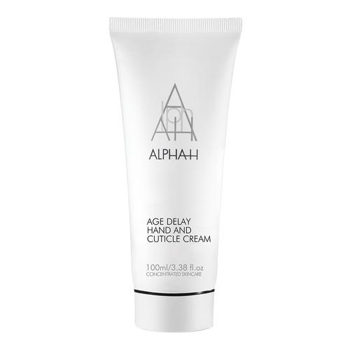 Alpha-H Age Delay Hand And Cuticle Cream
