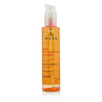 Nuxe Huile Demaquillante Micellaire Micellar Cleansing Oil With Rose Petal For Face & Eyes (Sensitive Skin) 150ml/5oz Skincare
