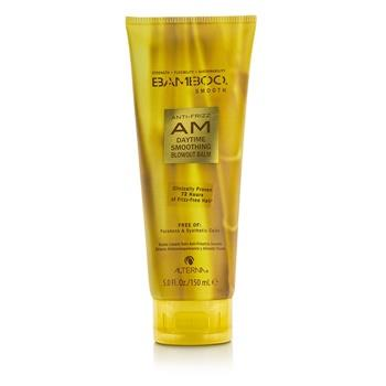 Alterna Bamboo Smooth Anti-Frizz AM Daytime Smoothing Blowout Balm 150ml/5oz Hair Care