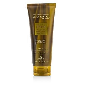 Alterna Bamboo Smooth Anti-Frizz PM Overnight Smoothing Treatment 150ml/5oz Hair Care