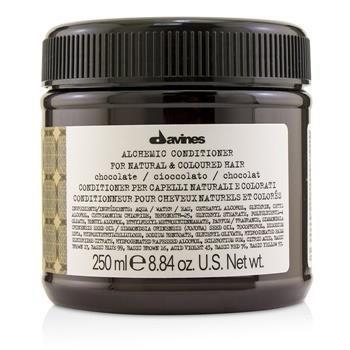 Davines Alchemic Conditioner - # Chocolate (For Natural & Coloured Hair) 250ml/8.84oz Hair Care