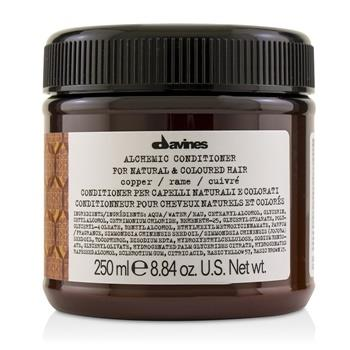 Davines Alchemic Conditioner - # Copper (For Natural & Coloured Hair) 250ml/8.84oz Hair Care