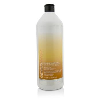 Redken Genius Wash Cleansing Conditioner (For Unruly Hair) 1000ml/33.8oz Hair Care