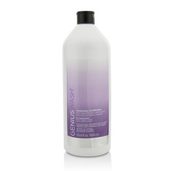 Redken Genius Wash Cleansing Conditioner (For Coarse Hair) 1000ml/33.8oz Hair Care