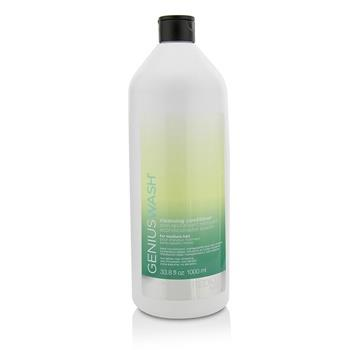 Redken Genius Wash Cleansing Conditioner (For Medium Hair) 1000ml/33.8oz Hair Care