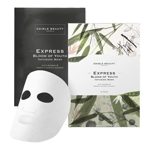 Edible Beauty Bloom Of Youth Infusion Mask
