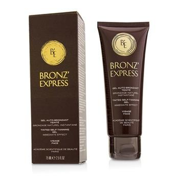 Academie Bronz' Express Face Tinted Self-Tanning Gel 75ml/2.5oz Skincare