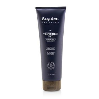 Esquire Grooming The Textured Gel (Medium Hold, High Shine) 237ml/8oz Hair Care