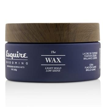 Esquire Grooming The Wax (Light Hold, Low Shine) 85g/3oz Hair Care