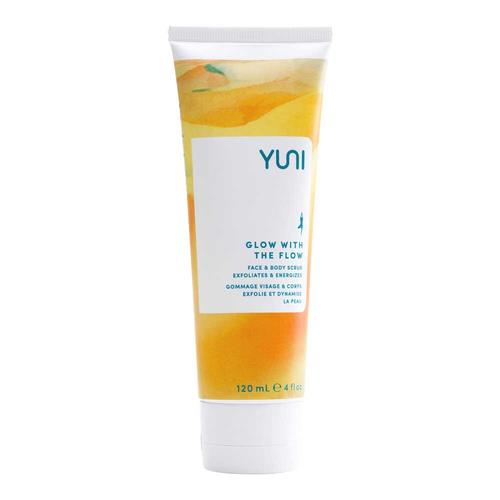 Yuni Beauty Glow With The Flow Face And Body Scrub