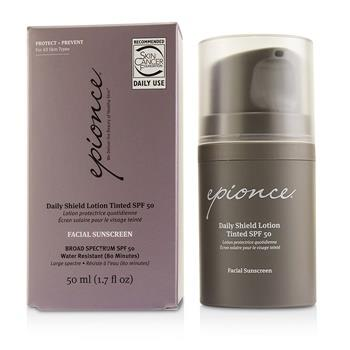 Epionce Daily Shield Lotion Tinted SPF 50 - For All Skin Types 50ml/1.7oz Skincare