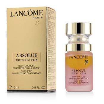 Lancome Absolue Precious Cells Rose Drop Night Peeling Concentrate 15ml/0.5oz Skincare