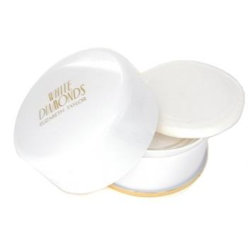 Elizabeth Taylor White Diamonds Body Powder 75g/2.6oz Ladies Fragrance
