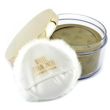 Elizabeth Taylor White Diamonds Body Powder 150g/5.3oz Ladies Fragrance
