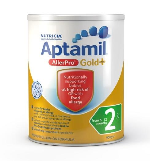 Aptamil Gold Plus AllerPro 2 Follow-On Formula (From 6-12 Months) 900g