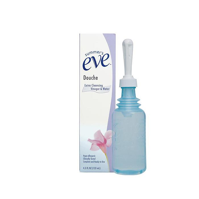 Summer's Eve Douche (Extra Cleansing Vinegar & Water) 133ml