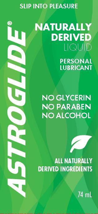 Astroglide Personal Lubricant Natural 74ml