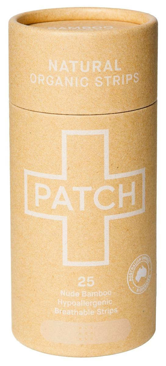 Patch Natural Adhesive Strips X 25