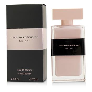 Narciso Rodriguez For Her Eau de Parfum Spray (Limited Edition) 75ml/2.5oz Ladies Fragrance