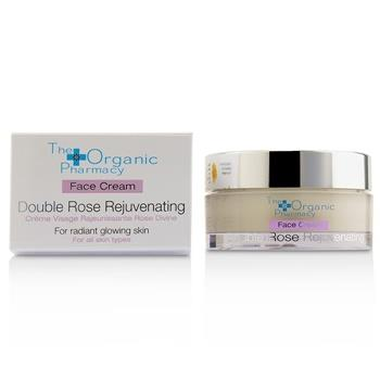 The Organic Pharmacy Double Rose Rejuvenating Face Cream 50ml/1.69oz Skincare