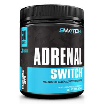 Adrenal Switch 30 Serves Lemonade by Switch Nutrition