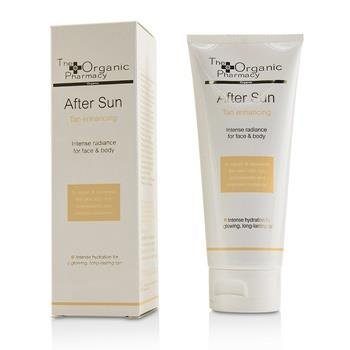 The Organic Pharmacy Cellular After Sun Cream (For Face & Body) – Tan Enhancing 100ml/3.3oz Skincare