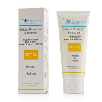 The Organic Pharmacy Cellular Protection Sunscreen SPF 50 100ml/3.4oz Skincare