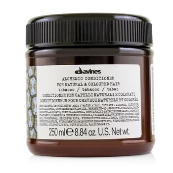Davines Alchemic Conditioner - # Tobacco (For Natural & Coloured Hair) 250ml/8.84oz Hair Care