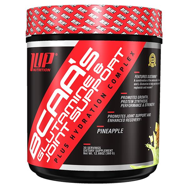 1 Up Nutrition BCAA's Glutamine & Joint Support 30 Serves