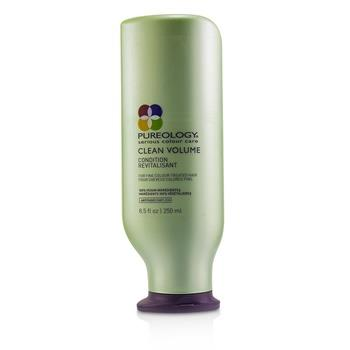 Pureology Clean Volume Conditioner (For Fine Colour-Treated Hair) 250ml/8.5oz Hair Care